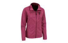 Maier Sports Women&#039;s Softshell Jacket sangria
